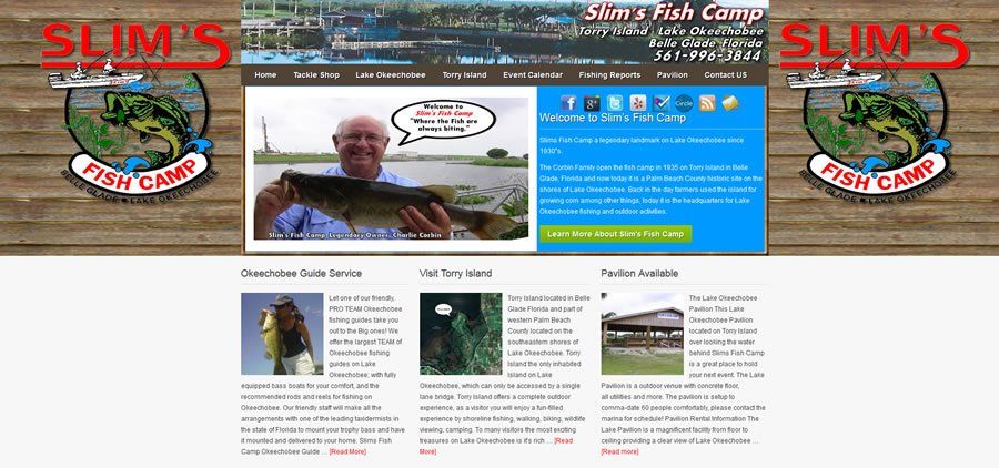 Slims Fish Camp